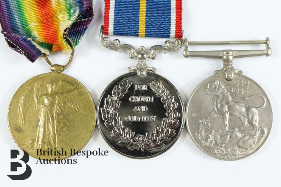 Miscellaneous WWII Medals - Image 3 of 4