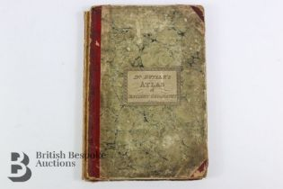 An Atlas of Ancient Geography by Samuel Butler Published London 1827