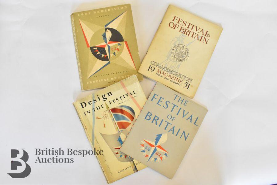Quantity of Ephemera Relating to The Festival of Britain 1951 - Image 2 of 2