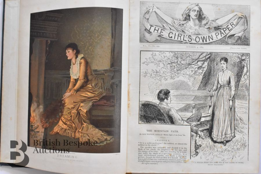 7 Boy's Own Annuals and Girl's Own Annual and Chums - Image 8 of 36