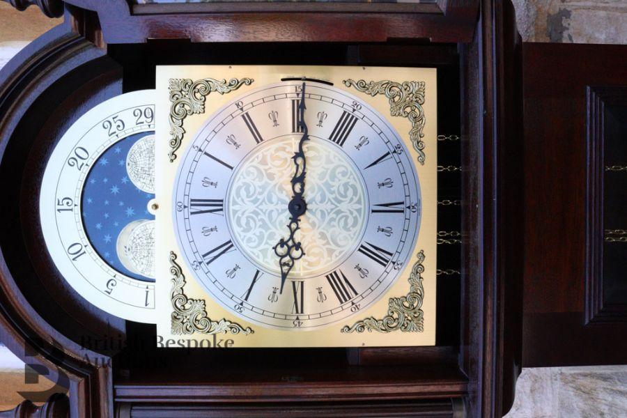 20th Century West German Long Case Clock - Image 4 of 7