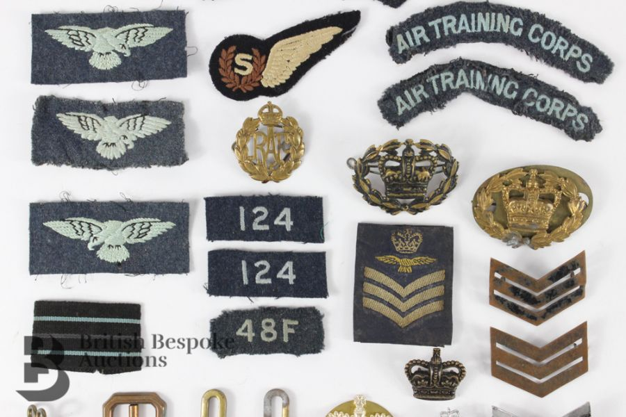 Royal Air Force and Air Training Corps Insignia and Metal Badges - Image 4 of 5