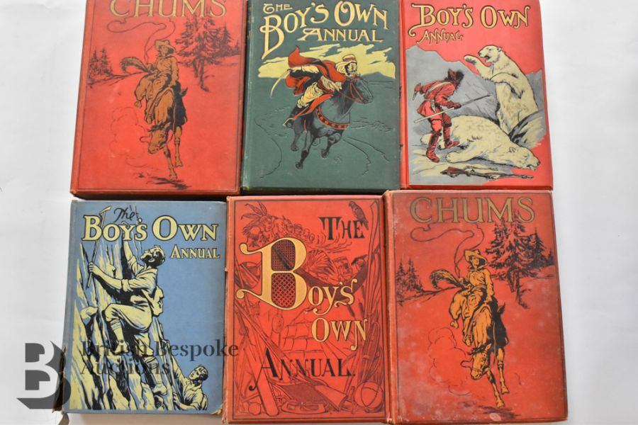 7 Boy's Own Annuals and Girl's Own Annual and Chums - Image 3 of 36