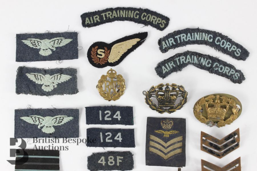 Royal Air Force and Air Training Corps Insignia and Metal Badges - Image 2 of 5