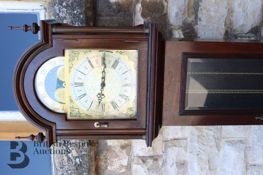 20th Century West German Long Case Clock - Image 3 of 7