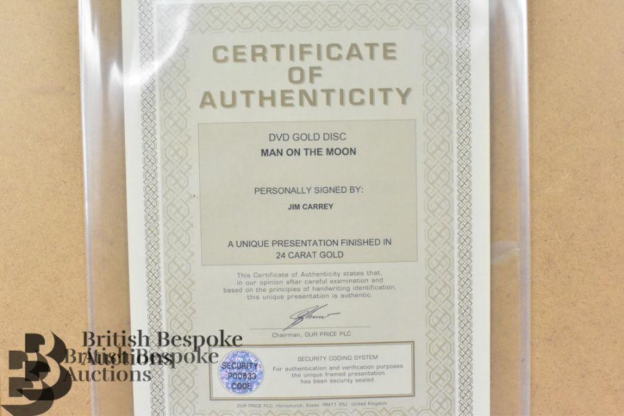 Three Signed Gold Disc Film - Image 11 of 11