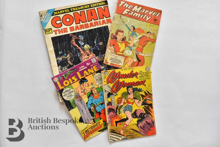 8 Vintage Superhero Interest - Image 8 of 10