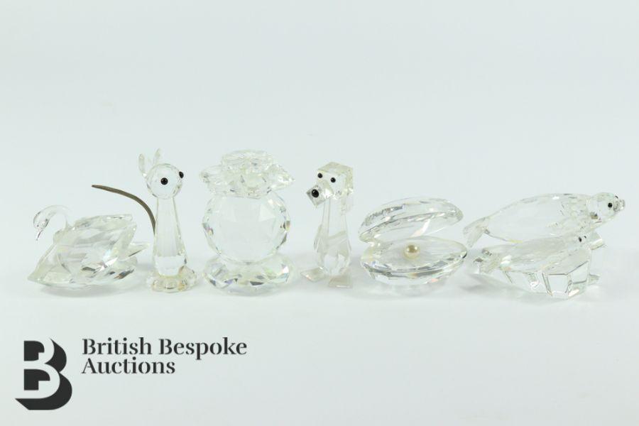 Collection on Swarovski Crystal Animals - Image 2 of 4