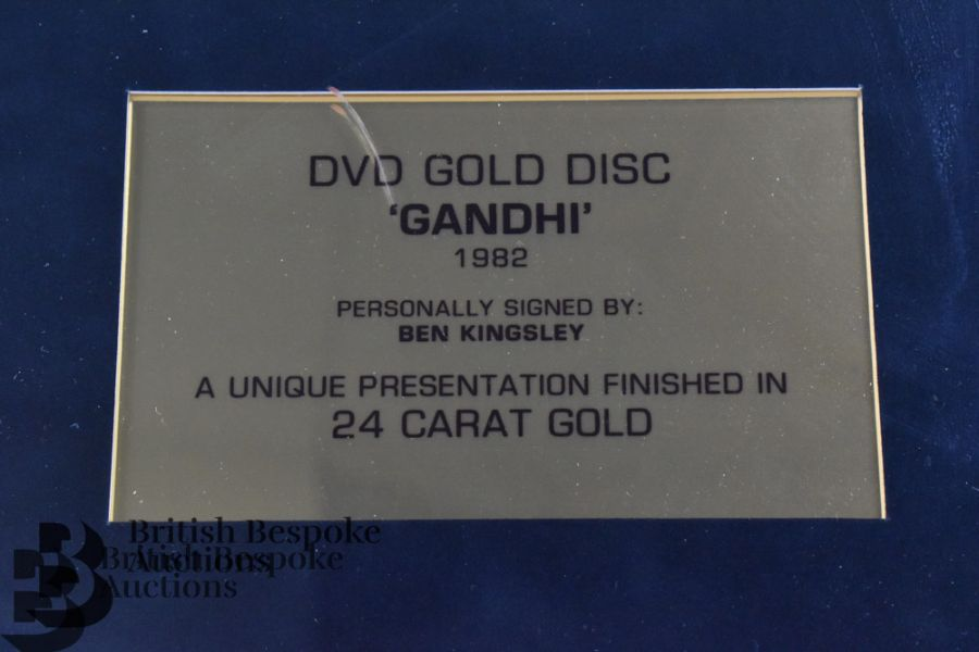 Three Signed Gold Disc Film - Image 7 of 11