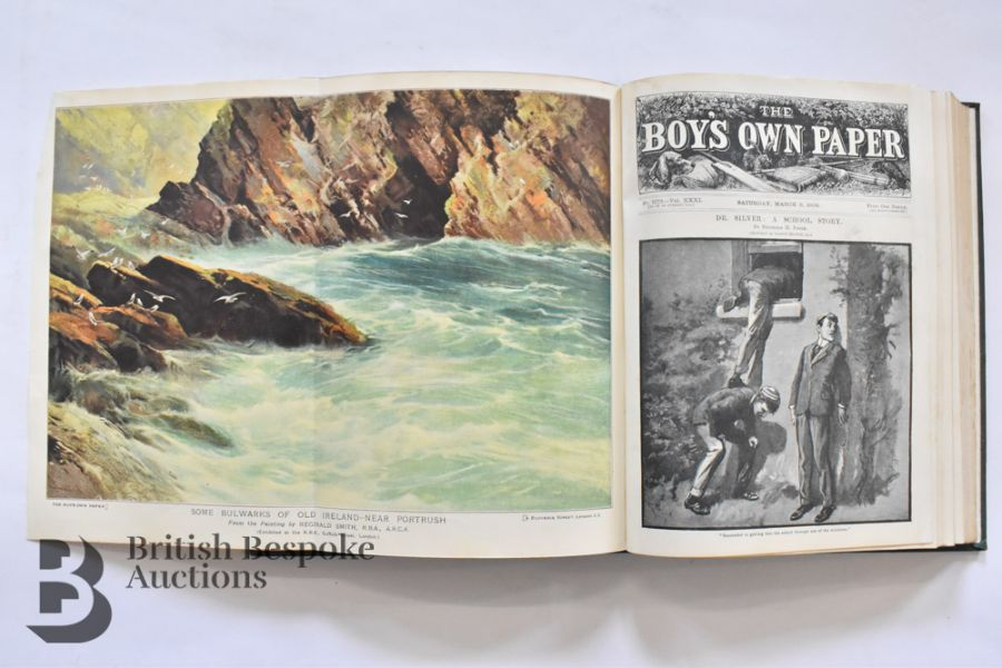 7 Boy's Own Annuals and Girl's Own Annual and Chums - Image 19 of 36
