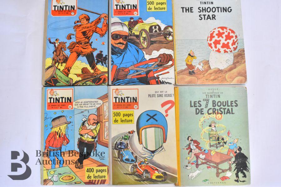 Vintage Tintin Interest