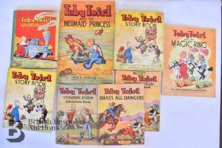 19 Toby Twirl Books & Annuals