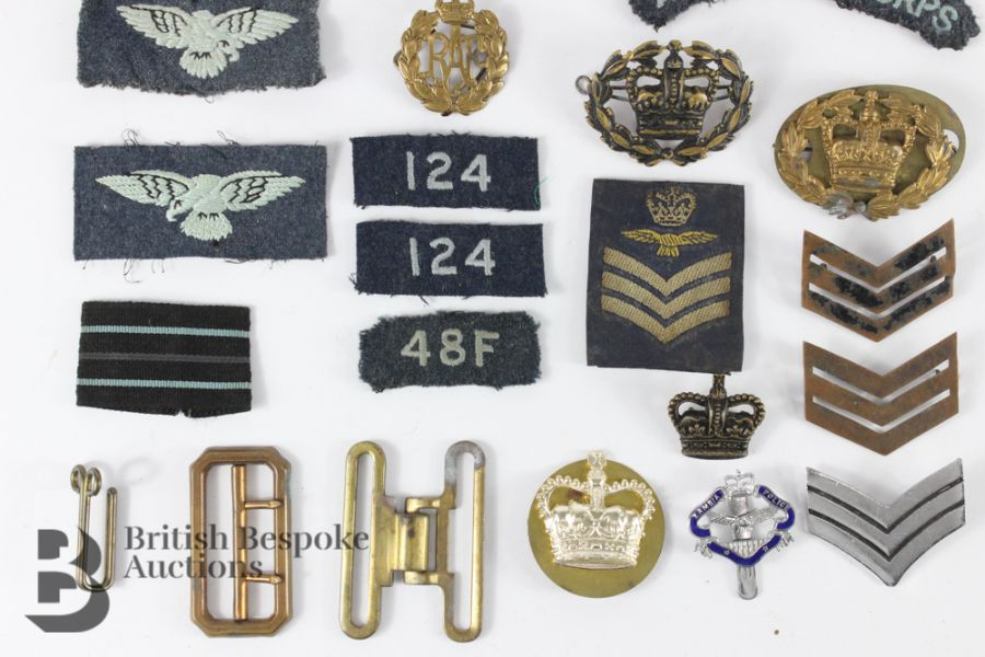 Royal Air Force and Air Training Corps Insignia and Metal Badges - Image 3 of 5