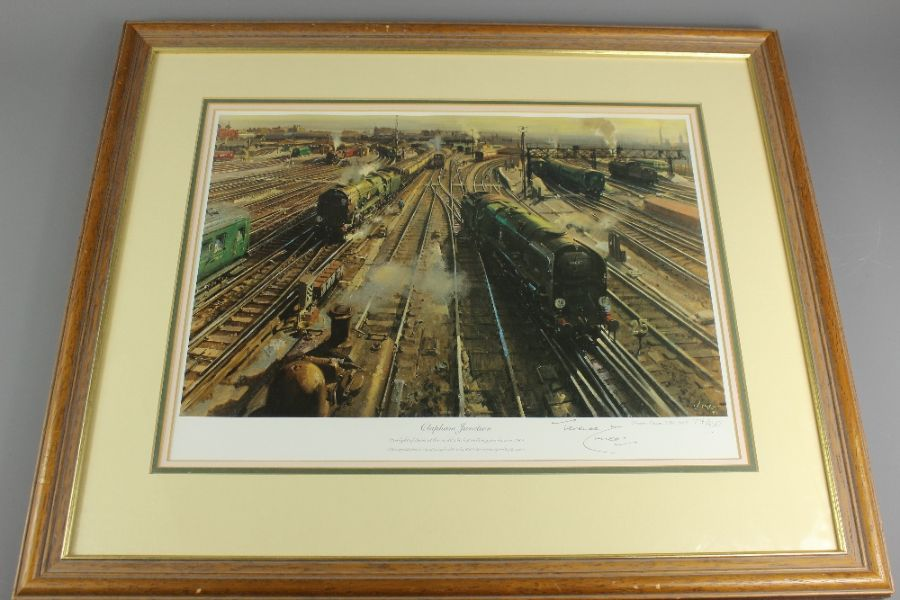 After Terence Cuneo Limited Edition Print