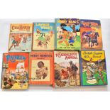 3 boxes of Assorted Children's Annuals from mostly 1920s, 30s, 40s & 50s