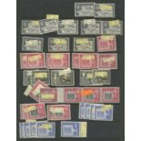 GVI duplicated Mint stock on stocksheet.