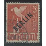 1948 3M red F/U, fine.