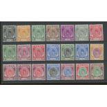 1951-55 set Mint.