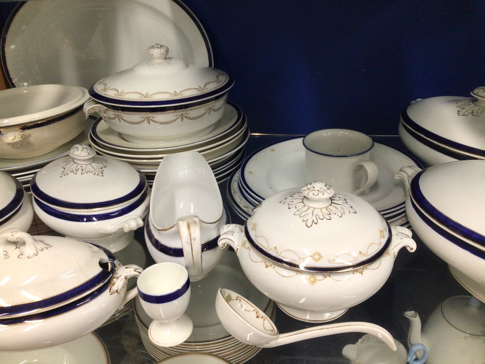A MIXED COLLECTION OF CHINA 1890S CUTTY SARK COPIES FORTY-FIVE PIECES - Image 5 of 6
