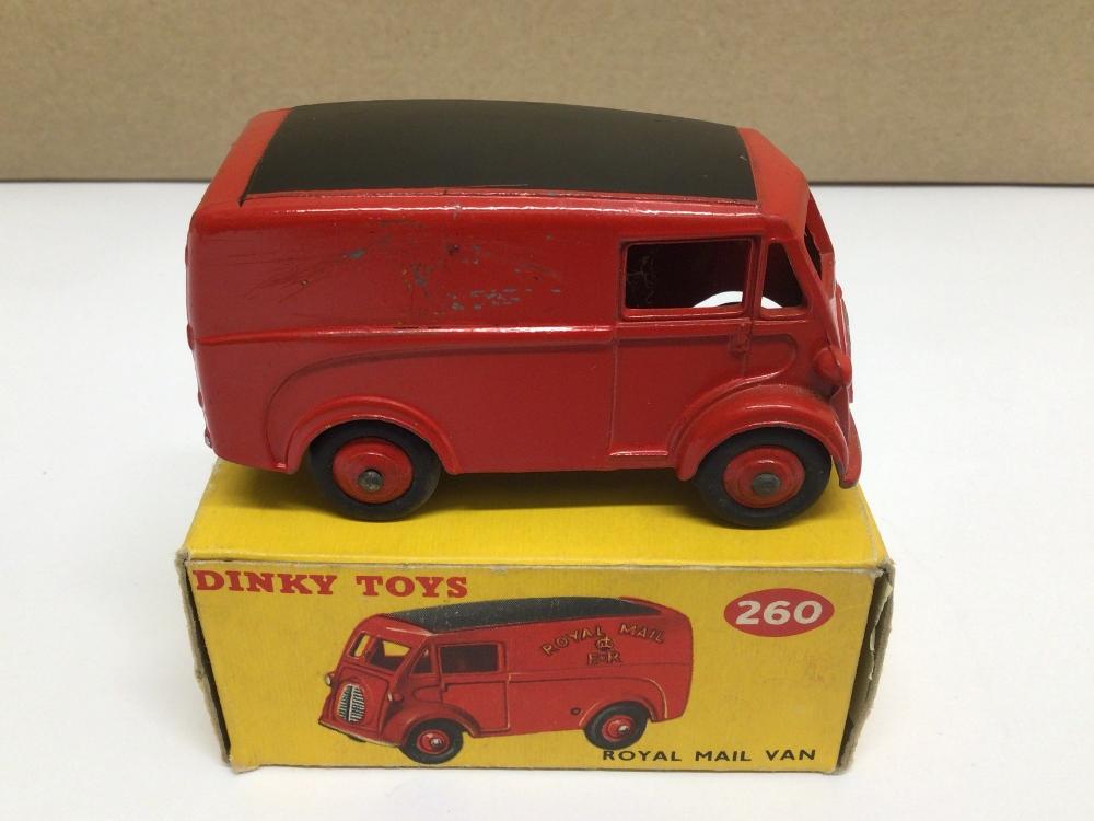 A BOXED DIE-CAST DINKY 260 ROYAL MAIL VAN - Image 2 of 3
