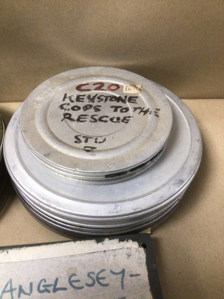 A QUANTITY OF VINTAGE FILM REELS, WALTON FILMS, LAUREL AND HARDY, ANGLESEY COAST AND COUNTRYSIDE, - Image 5 of 5
