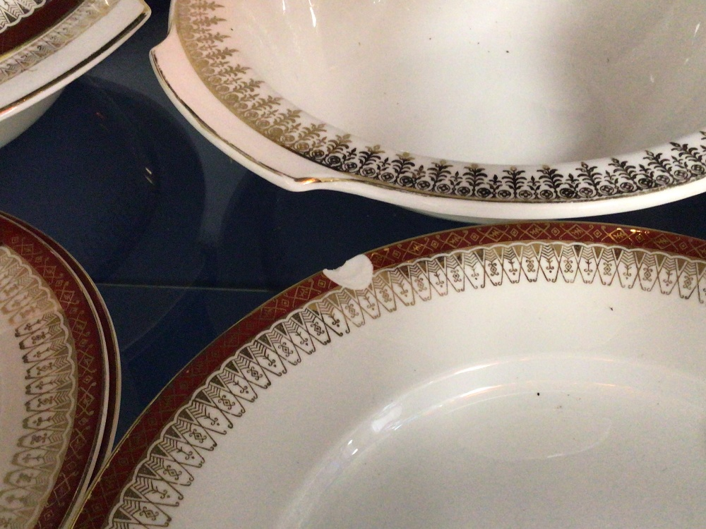 A MIXED COLLECTION OF CHINA 1890S CUTTY SARK COPIES FORTY-FIVE PIECES - Image 3 of 6