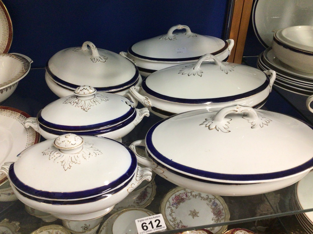 A MIXED COLLECTION OF CHINA 1890S CUTTY SARK COPIES FORTY-FIVE PIECES - Image 2 of 6