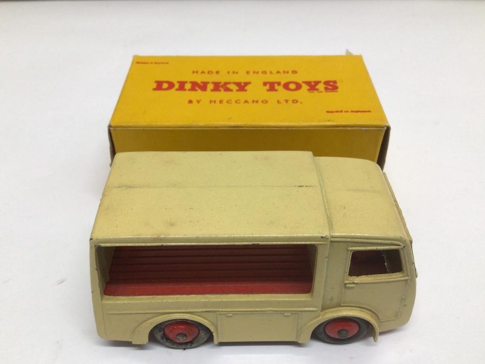 A BOXED DIE-CAST DINKY 491 ELECTRIC DAIRY VAN (N.C.B) - Image 2 of 3