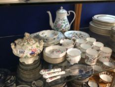 AYNSLEY (PEMBROKE) COFFEE SERVICE AND MORE