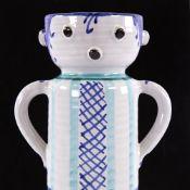 ALDO LONDI (1911-2003) FOR BITOSSI & FIGLI, anthropomorphic vase, re-issue of 1964 design, limited