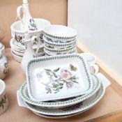 Portmeirion Botanic Garden bowls, mugs, serving dishes etc