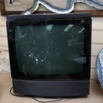 BANG & OLUFSEN (B&O) - a Vintage BeoVision MX2000 colour television, height 53cm, width 50cm