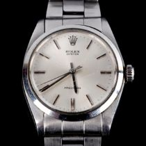 ROLEX - a Vintage stainless steel Oyster Precision mechanical bracelet watch, ref. 6426, circa 1971,