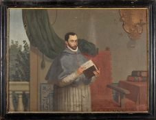 Portrait of D. João Manoel - c. 1570-1633 - Bishop of Viseu, Bishop of Coimbra, Count of Arganil, Ar