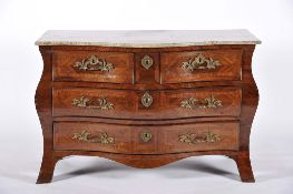 A pair of commodes