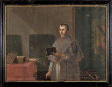Portrait of D. Afonso Furtado de Mendonça - c. 1561-1630 - Rector of the University of Coimbra (1597