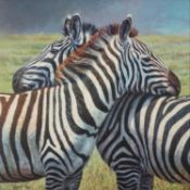 TONY FORREST (b.1961) ARTIST SIGNED LIMITED EDITION COLOUR PRINT ?Nearest and Dearest?, (33/195),
