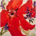 DANIELLE O?CONNOR AKIYAMA (b.1957) ARTIST SIGNED LIMITED EDITION COLOUR PRINT ?Journey I?, (34/195),