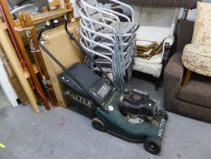 HAYTER PETROL DRIVEN ROTARY LAWNMOWER
