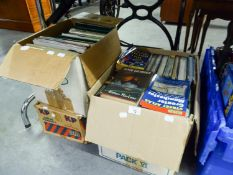 QUANTITY OF BOOKS, VARIOUS AUTHORS SUNDRY WORKS AND SUBJECTS AND A SELECTION OF MAGAZINES