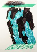 NORMAN JAQUES (1922-2014) TWO ARTIST SIGNED LIMITED EDITION COLOUR PRINTS ?Three Aspects of