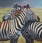 TONY FORREST (b.1961) ARTIST SIGNED LIMITED EDITION COLOUR PRINT ?Nearest and Dearest?, (60/195),