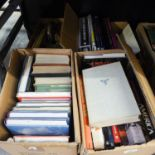 QUANTITY OF NON FICTION BOOKS, VARIOUS SUBJECTS, HISTORY, TRAVEL, TOPOGRAPHY ETC... (QUANTITY OF 4