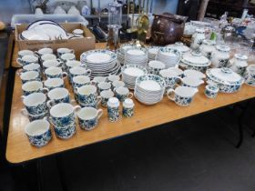 AN APPROXIMATELY 173 PIECE 1960's/70's MIDWINTER FINE TABLEWARE DINNER, TEA, COFFEE AND BREAKFAST