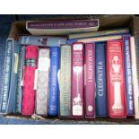 FOLIO SOCIETY. Dulac- Perraults Fairy Tales, 1998. Hans Andersen?s Fairy Tales, illus W Heath