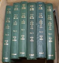 Survey of English Dialects, Basic Material Vol 4, The Southern Counties, Part 1, 2 & 3, published