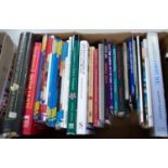 ART REFERENCE. A quality selection of art reference titles, artists to include Warhol, Miro,