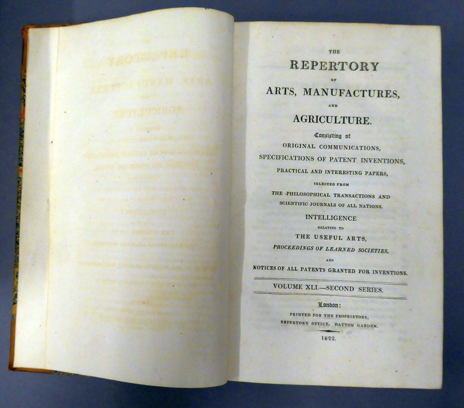 Barnabae Itinerarium, or Barnabee?s Journal, seventh edition, printed Harding, Taylor, 1818, rebound - Image 3 of 4