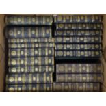 NATURAL HISTORY TOPOGRAPHY. A quantity of 15 volumes of The Essex Naturalist being the Journal of