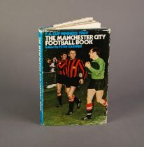 MANCHESTER CITY AUTOGRAPHS SIGNED. Gardner- FA Cup Winners, The Manchester City Football Book,